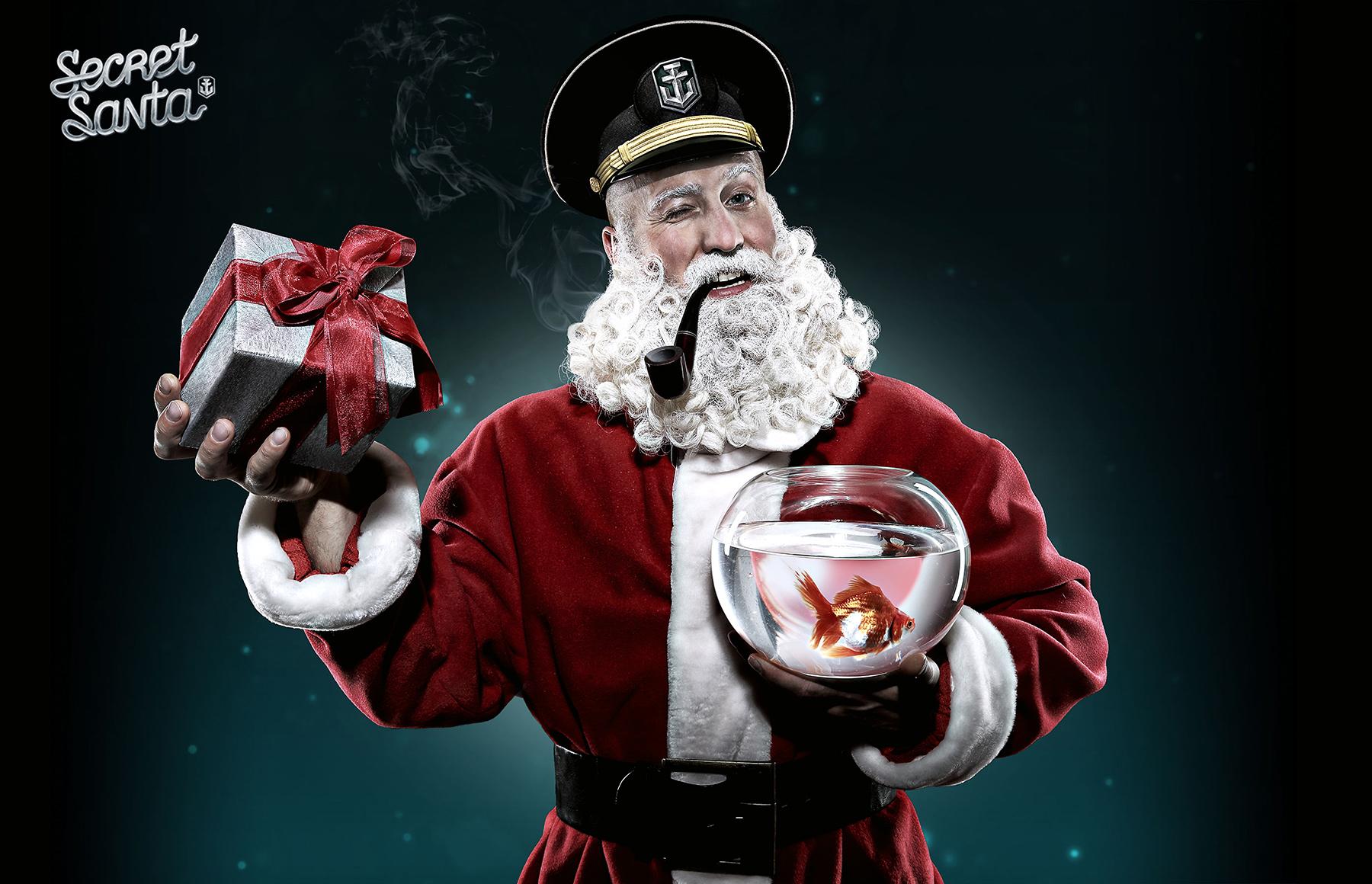 Secret Santa WOWS