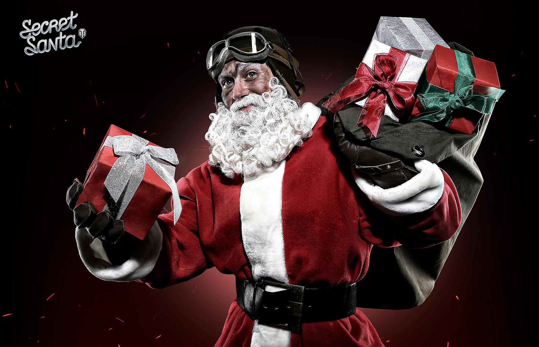 Secret Santa WOT